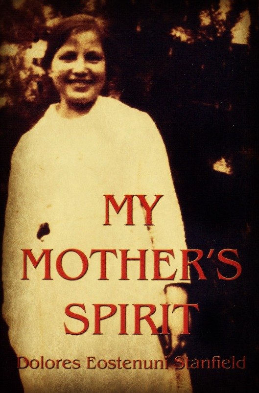 My Mohawk grandmother.  This is the cover of the book my mother wrote about her adolescence growing up on the Mohawk reserve.